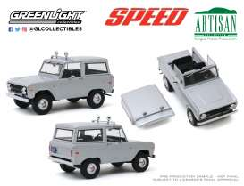 Ford  - Bronco 1970 white - 1:18 - GreenLight - 19074 - gl19074 | Toms Modelautos