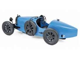 Bugatti  - T35 1925 blue - 1:12 - Norev - 125700 - nor125700 | Tom's Modelauto's