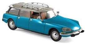Citroen  - DS 23 Break 1974 blue - 1:43 - Norev - 155046 - nor155046 | Toms Modelautos