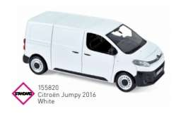 Citroen  - Jumpy 2016 white - 1:43 - Norev - 155820 - nor155820 | Toms Modelautos