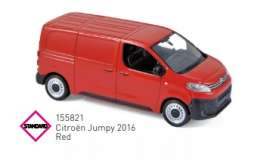 Citroen  - Jumpy 2016 red - 1:43 - Norev - 155821 - nor155821 | Toms Modelautos