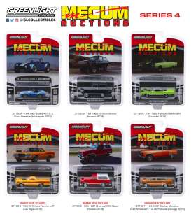 Assortment/ Mix  - various - 1:64 - GreenLight - 37190 - gl37190 | Tom's Modelauto's