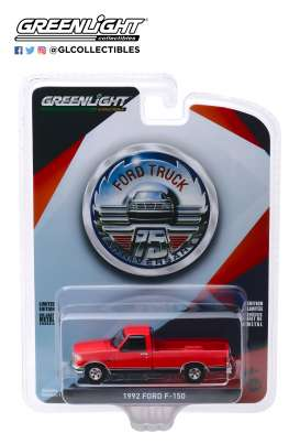 - red - 1:64 - GreenLight - 28020D - gl28020D | Toms Modelautos