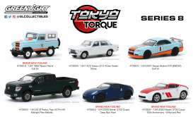 Assortment/ Mix  - various - 1:64 - GreenLight - 47060 - gl47060 | Toms Modelautos