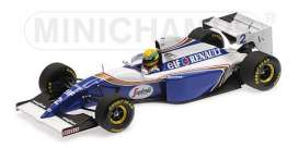 Williams  - 1994 white/blue - 1:18 - Minichamps - 540941822 - mc540941822 | Tom's Modelauto's