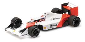 McLaren Honda - 1988 white/orange - 1:43 - Minichamps - 537884199 - mc537884199 | Toms Modelautos