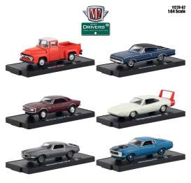 Assortment/ Mix  - various - 1:64 - M2 Machines - 11228-62 - M2-11228-62 | Tom's Modelauto's