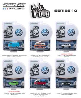 Assortment/ Mix  - various - 1:64 - GreenLight - 29980 - gl29980 | Tom's Modelauto's
