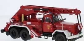 Magirus Deutz  - 1959 red/white - 1:43 - IXO Models - TRF007 - ixTRF007 | Toms Modelautos