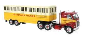 International  - Harvester DCOF-405 1959 red/yellow/white - 1:43 - IXO Models - TTR015 - ixTTR015 | Toms Modelautos