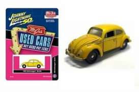 Nissan  - Skyline yellow - 1:64 - Johnny Lightning - cp7220 - jlcp7220 | Toms Modelautos