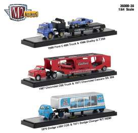 Assortment/ Mix  - Various - 1:64 - M2 Machines - 36000-33 - m2-36000-36 | Tom's Modelauto's