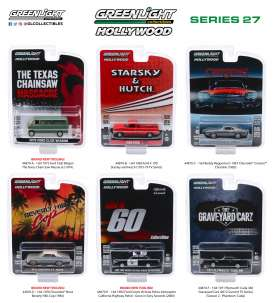Assortment/ Mix  - various - 1:64 - GreenLight - 44870 - gl44870 | Toms Modelautos