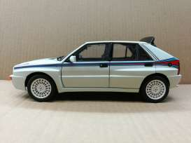 Lancia  - white/red/blue - 1:18 - Kyosho - 8344bw - kyo8344bw | Tom's Modelauto's