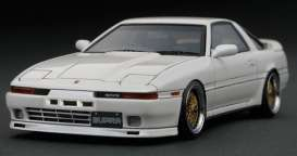 Toyota  - Supra 3.0 GT white - 1:18 - Ignition - IG1737 - IG1737 | Toms Modelautos