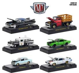 Assortment/ Mix  - various - 1:64 - M2 Machines - 32600-50 - M2-32600-50 | Toms Modelautos