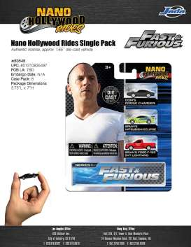 Assortment/ Mix Fast & the Furious - Jada Toys - 31123 - jada31123 | Toms Modelautos