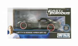 Assortment/ Mix Fast & the Furious - black - 1:24 - Jada Toys - 30731 - jada30731 | Tom's Modelauto's