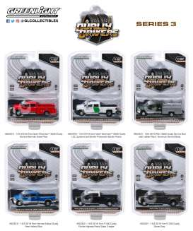 Assortment/ Mix  - various - 1:64 - GreenLight - 46030 - gl46030 | Toms Modelautos