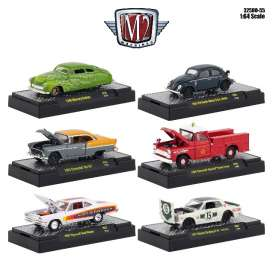 Assortment/ Mix  - various - 1:64 - M2 Machines - 32500-55 - M2-32500-55 | Tom's Modelauto's