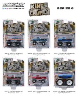 Assortment/ Mix  - various - 1:64 - GreenLight - 49060 - gl49060 | Tom's Modelauto's