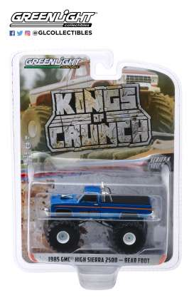 GMC  - High Sierra 1985  - 1:64 - GreenLight - 49060C - gl49060C | Tom's Modelauto's