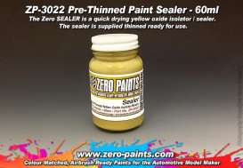 Zero Paints Paint - Sealer - Zero Paints - ZP-3022 - ZP3022 | Toms Modelautos