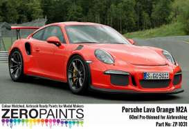 Zero Paints Paint - Lava Orange - Zero Paints - zp-1031LO - ZP1031LO | Toms Modelautos