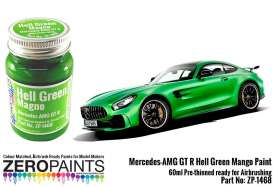 Zero Paints Paint - Hell Green - Zero Paints - ZP-1468 - ZP1468 | Tom's Modelauto's