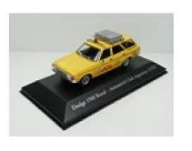 Dodge  - 1500 1978 yellow - 1:43 - Magazine Models - SER22 - magSER22 | Toms Modelautos