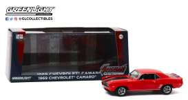 Chevrolet  - Camaro 1969  - 1:43 - GreenLight - 86342 - gl86342 | Toms Modelautos