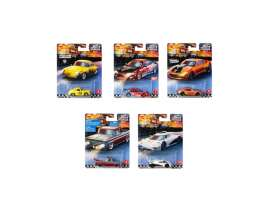 Assortment/ Mix  - various - 1:64 - Hotwheels - GJ68-979B - hwmvGJT68-979B | Toms Modelautos