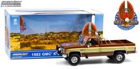 GMC  - K-2500 1982  - 1:18 - GreenLight - 13560 - gl13560 | Tom's Modelauto's