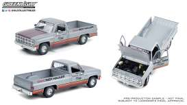 GMC  - Sierra 1981  - 1:18 - GreenLight - 13563 - gl13563 | Toms Modelautos