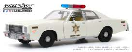 Plymouth  - Fury 1977  - 1:24 - GreenLight - 84095 - gl84095 | Toms Modelautos
