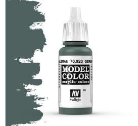 Paint Accessoires - grey-green - Vallejo - val70920 - val70920 | Tom's Modelauto's
