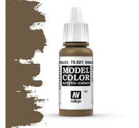 Paint Accessoires - dark brown - Vallejo - val70921 - val70921 | Tom's Modelauto's