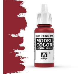 Paint Accessoires - red - Vallejo - val70926 - val70926 | Toms Modelautos