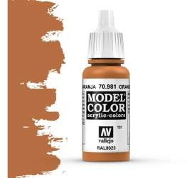 Paint Accessoires - orange-brown - Vallejo - val70981 - val70981 | Tom's Modelauto's