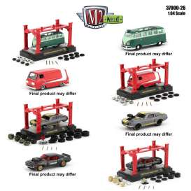 Assortment/ Mix  - various - 1:64 - M2 Machines - 37000-26 - M2-37000-26 | Tom's Modelauto's