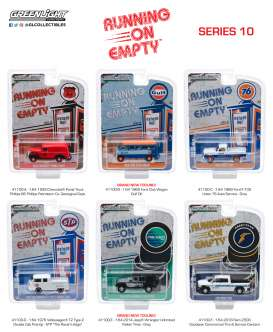 Assortment/ Mix  - various - 1:64 - GreenLight - 41100 - gl41100 | Tom's Modelauto's