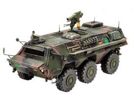 Military Vehicles  - 1:35 - Revell - Germany - 03256 - revell03256 | Toms Modelautos
