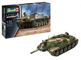 Military Vehicles  - 1:35 - Revell - Germany - 03276 - revell03276 | Toms Modelautos