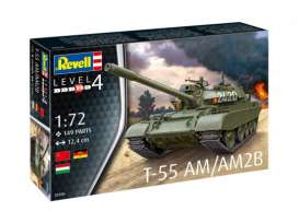Military Vehicles  - 1:72 - Revell - Germany - 03306 - revell03306 | Toms Modelautos