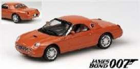 Ford  - 2002 red - 1:43 - Minichamps - 400082130 - mc400082130 | Toms Modelautos