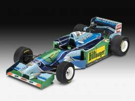 Benetton  - B194  - 1:24 - Revell - Germany - 05689 - revell05689 | Tom's Modelauto's