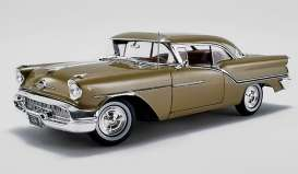 Oldsmobile  - Super 88 1957 golden mist - 1:18 - Acme Diecast - 1808005 - acme1808005 | Toms Modelautos