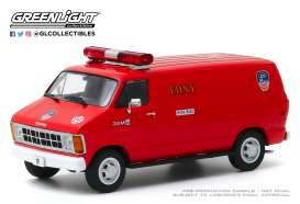Dodge Ram - B250 1983  - 1:43 - GreenLight - 86578 - gl86578 | Toms Modelautos