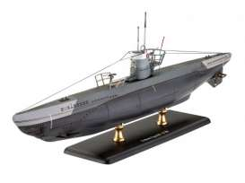 Submarine  - Type IIB 1943  - 1:144 - Revell - Germany - 65155 - revell65155 | Toms Modelautos