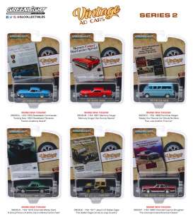 Assortment/ Mix  - various - 1:64 - GreenLight - 39030~12 - gl39030 | Tom's Modelauto's
